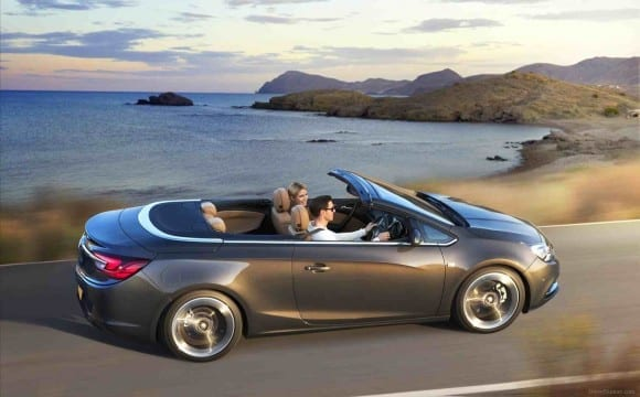 Opel Cascada:το νέο cabrio της Opel