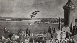 Έλληνας ο πρώτος άνθρωπος στην ιστορία που πραγματοποίησε πτήση