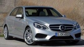 Με turbo κινητήρα 1,6 λίτρων η νέα έκδοση της Mercedes E-Class