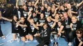 Kυπελλούχες στο χάντμπολ τα κορίτσια του ΠΑΟΚ