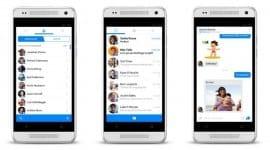 Η εφαρμογή Messenger του Facebook για Android στη νέα, διαφορετική εποχή της