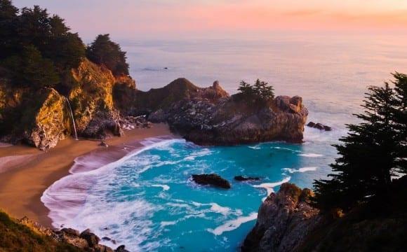 Μια γυάλινη παραλία στην Καλιφόρνια… ένας απίστευτος προορισμός!!!!