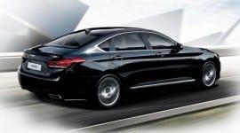 Παρουσιάστηκε το νέο Hyundai Genesis