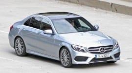 Η νέα Mercedes C-class