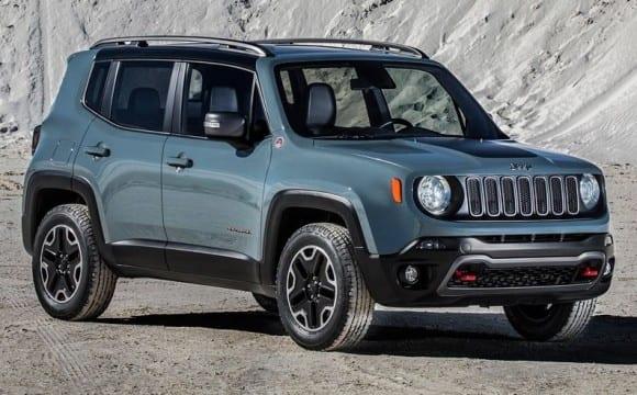 Νέο Jeep Renegade