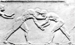 Η πάλη στην Αρχαία Ελλάδα
