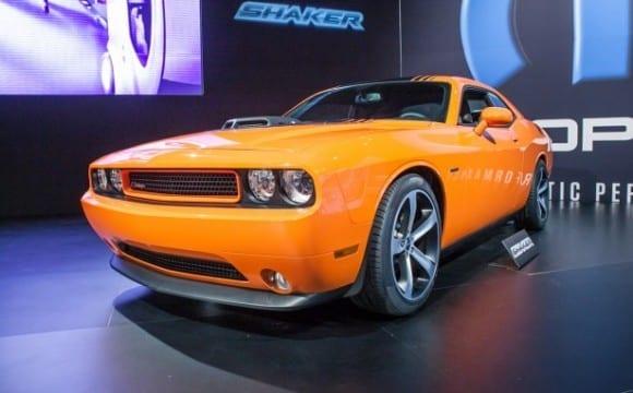 Νέο Dodge Challenger