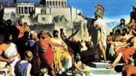 Η Αθηναϊκή δημοκρατία.