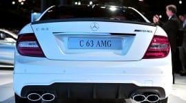 Νέα Mercedes C63 AMG