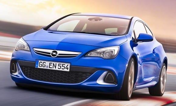 Νέο Opel Astra OPC