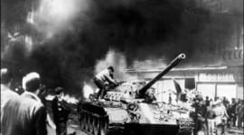 Η «Άνοιξη της Πράγας» και η βίαιη καταστολή της (1968)