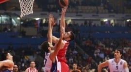 Ολυμπιακός νίκη με 86-75 την Εφές Αναντολού και στην 8αδα.