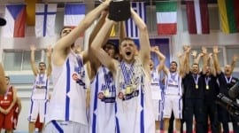 Χρυσοί 18Κ οι Έλληνες έφηβοι στο μπάσκετ!!!