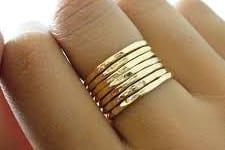 Βέρες και δαχτυλίδια