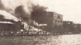94 χρόνια μετά την καταστροφή της Σμύρνης θα τελεστεί για πρώτη φορά αγιασμός των υδάτων την ημέρα των Θεοφανείων