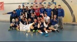 Αήττητος και πρωταθλητής Ελλάδας ο Πανελλήνιος Γ.Σ.  στο Final8 των εφήβων!!!