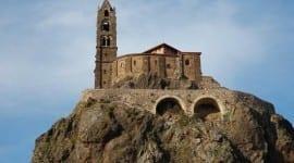 Εκκλησία χτισμένη σε κρατήρα ηφαιστείου