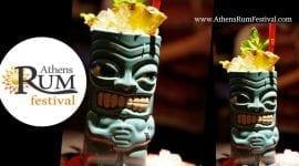 1ο Athens Rum Festival,