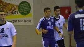 Ακόμη μία νίκη για την εφηβική ομάδα handball του Πανελληνίου!