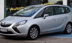 Opel Zafira,