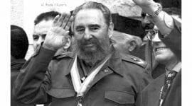 Πέθανε ο Φιντέλ Κάστρο