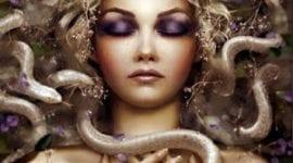 Τι συμβολίζει ο μύθος της Μέδουσας