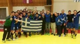 Handball:Πρόκριση της Εθνικής μέσα στα Νησιά Φερόε με 2 νίκες!!!