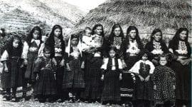 Από τα τα αρχαιότερα ελληνικά φύλα οι Σαρακατσάνοι