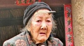 Η γριά μάγισσα με την τσιγγάνικη καταγωγή