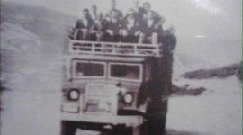 Τα λεωφορεία εποχής του ΚΤΕΛ Ευρυτανίας