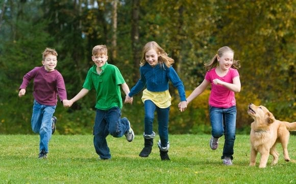 Παιδιά είναι, άσ' τα να τρέξουνε!!!