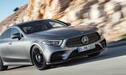 νέα Mercedes-Benz CLS