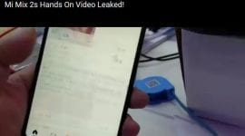 Xiaomi Mi Mix 2S update!