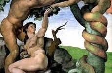 Ο Αδάμ και η Εύα δεν συναντήθηκαν ποτέ.