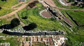 Επαναλειτούργησε μετά από αιώνες το αρχαίο θέατρο Μεσσήνης
