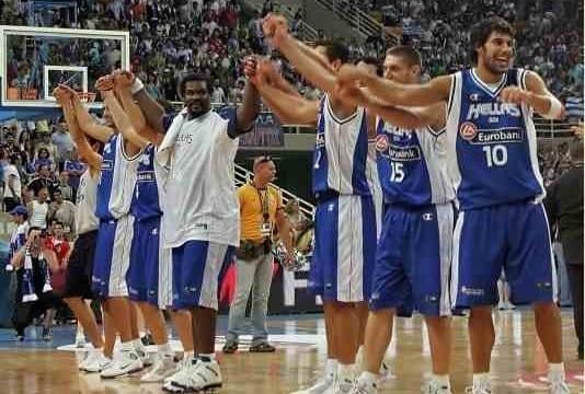 Καλή η κλήρωση για την εθνική μπάσκετ