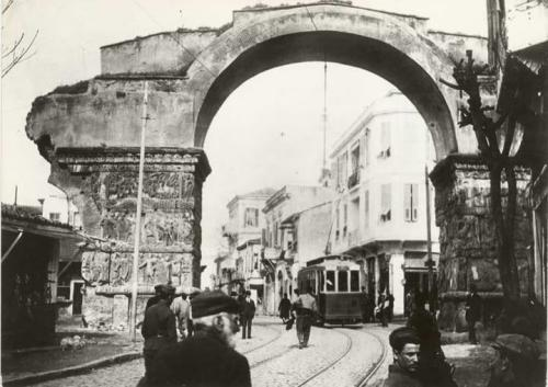 Φωτογραφίες από την παλιά Θεσσαλονίκη