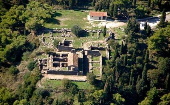 Το αρχαίο Νεκρομαντείο του Αχέροντα