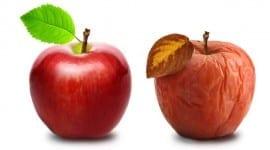 Η Δίαιτα γερνά την επιδερμίδα;