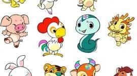 Τα δώδεκα κινεζικά ζώδια