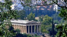 Καταστροφές αρχαίων ναών και ποιές εκκλησίες χτίστικαν πάνω τους!
