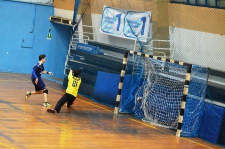 Εφηβικό πρωτάθλημα handball Αττικής Πανελλήνιος-Δικέας 27-20
