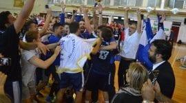 F8 εφήβων: Τραίνο και πάλι Πρωταθλητής Ελλάδας ο Πανελλήνιος στο handball!
