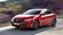 Honda: Το νέο Civic