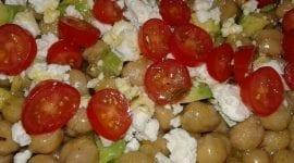 Ρεβύθια σαλάτα !!!