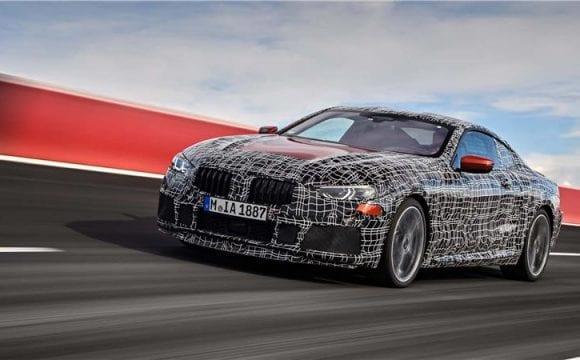 BMW Σειρά 8 Coupe 2018