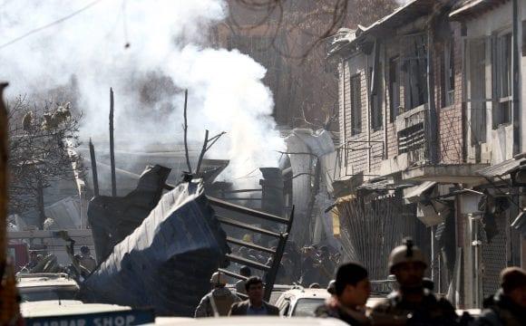 Αφγανιστάν: 95 νεκροί από ισχυρή έκρηξη στην Καμπούλ