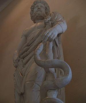Ασκληπιός, ο πρώτος θεραπευτής της ψυχής διά μέσου των ονείρων